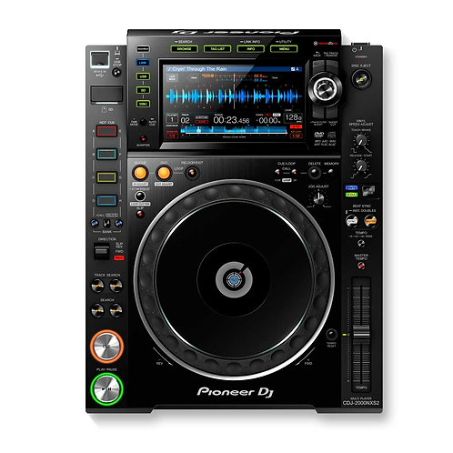 CDJ-2000 NXS2 Pioneer DJ