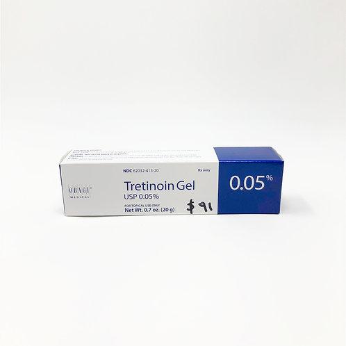 Obagi Tretinoinn Gel 0.05%