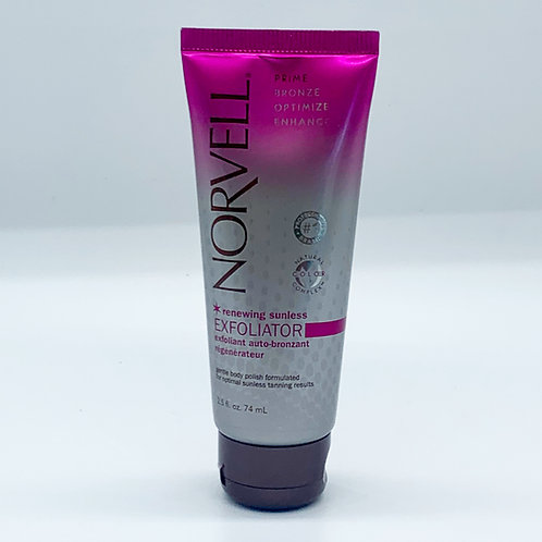 Spray Tan Approved Exfoliator