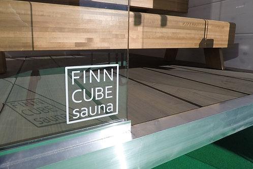 Sauna Finncube 12 préfabriqué / Ready-to-assemble