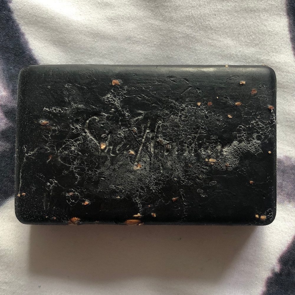 Shea Moisture African Black Soap Face and Body Bar
