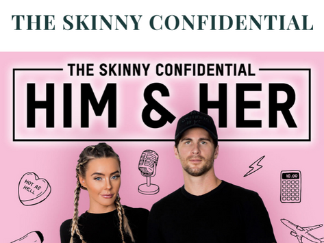 If I Could Interview Any Influencer... -Lauryn Evarts and Michael Bosstick | The Skinny Confidential