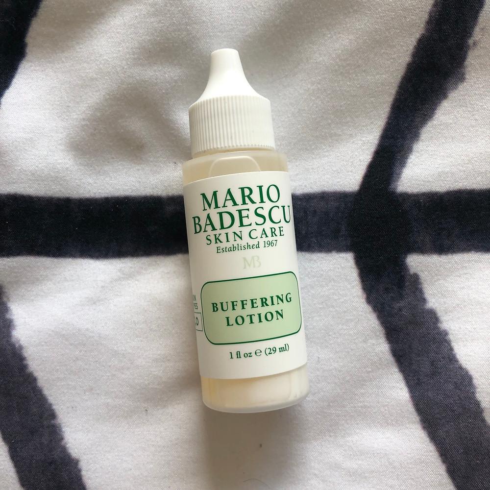 Bottle of Mario Badescu Buffering Lotion