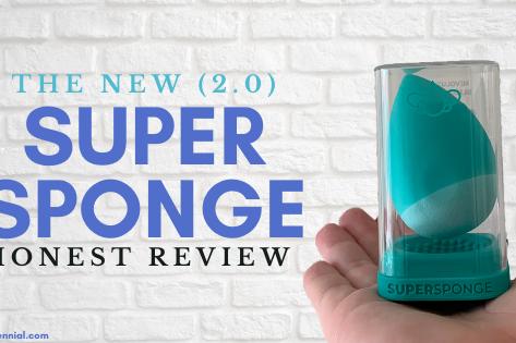 The New Super Sponge (version 2.0)   My Honest Review