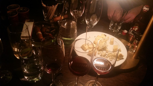 Great Portwine degustation Dez 2015
