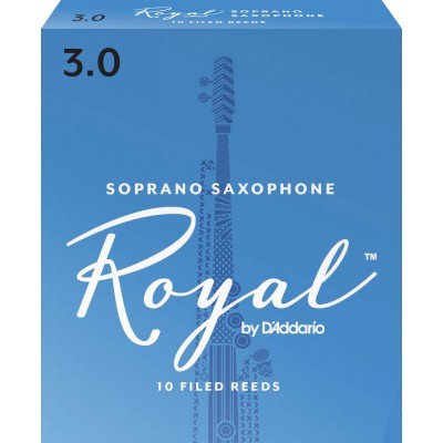Rico Royal sopraan