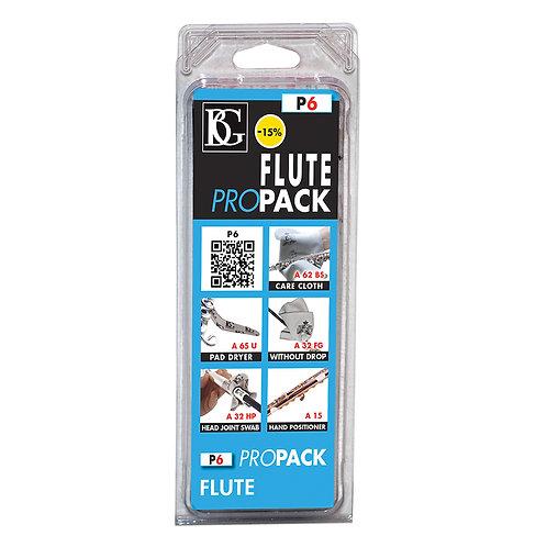 BG Flute Pro Pack dwarsfluit