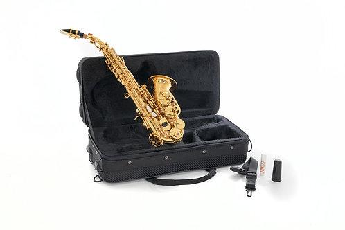 Conn gebogen Bb sopraan saxofoon