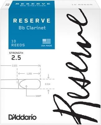 D'addario Reserve klarinet
