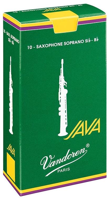 Vandoren Java Green sopraan