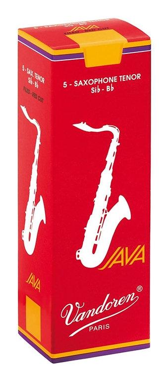 Vandoren Java Red tenor