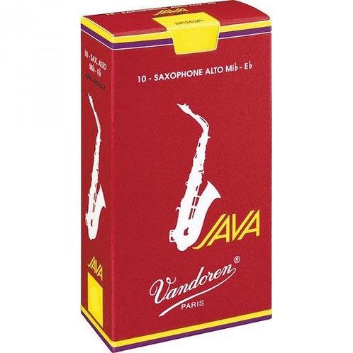 Vandoren Java Red alt