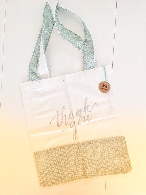 Tote bag «Thank YOU»