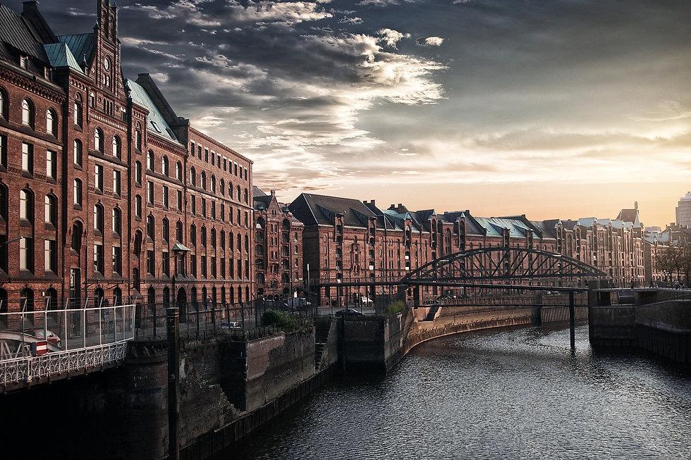 Hamburg Zollkanal Reimerstwiete netCo.solution Softwarelösungen