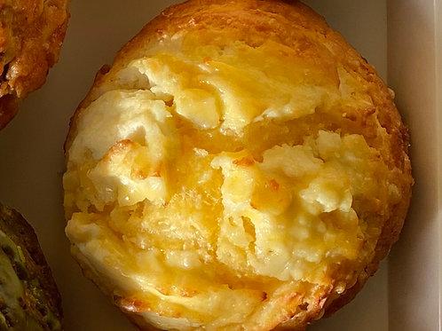 Lilikoi Cream Cheese Scone