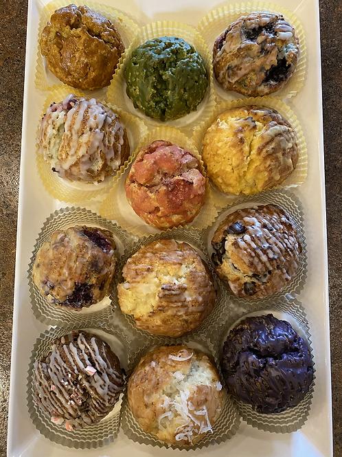Box of a dozen assortment