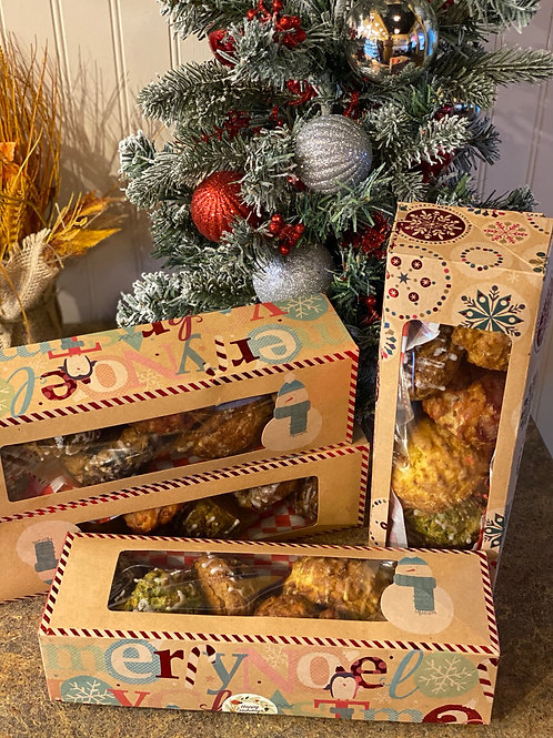 Holiday box (4 scones)