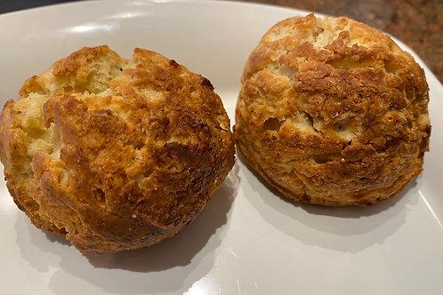 Garlic Parmesan (savory )