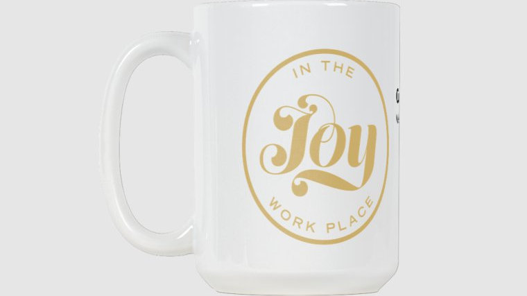 JOY COFFEE MUGS