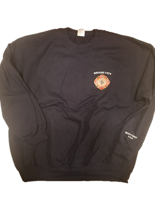 Wright City Fire Sweatshirt (X- LARGE)