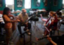 Violin lessons at Carver School of Rock