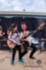 Doug and girl rocking Stagefest 2016