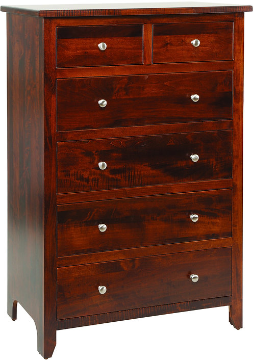 Classic Shaker Chest of Drawers