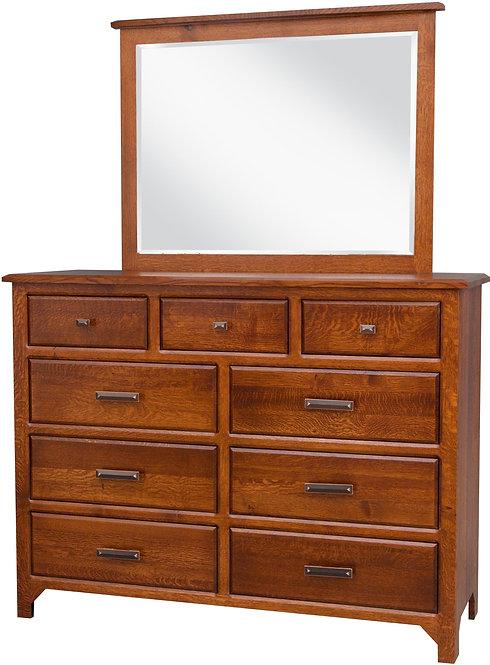Old World Mission Dresser Mirror