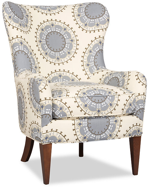 2518 Nikko Wing Chair