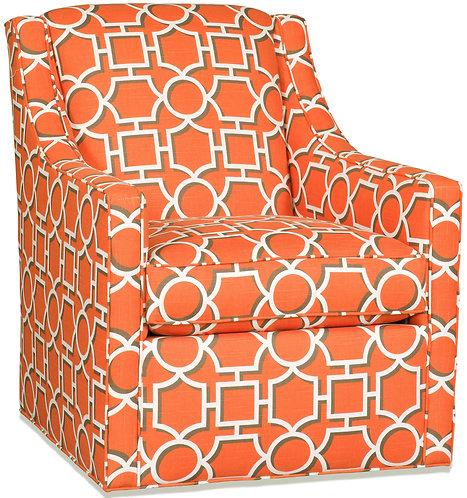 1611 Darya Swivel Chair