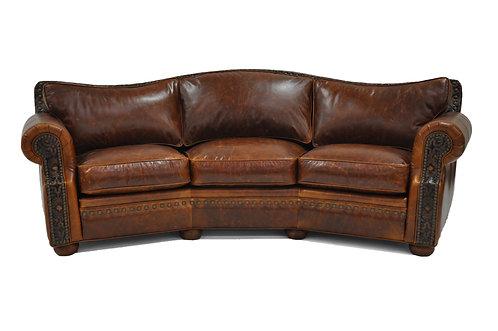 Omnia – Laredo Conversation in Brompton Chocolate Sofa
