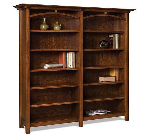 Artesa Double Bookcases
