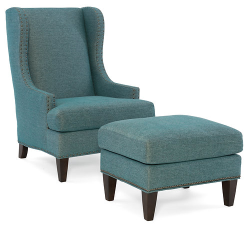 2958 Tobias Wing Chair