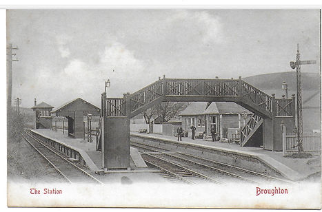 Broughton Station