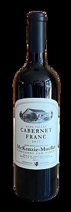 2017 Cabernet Franc
