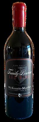 2008 Family Reserve
