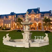 27 Garden-Decorative-beige-marble-founta