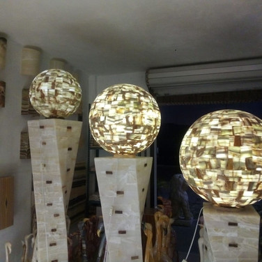 16 LAMPARAS