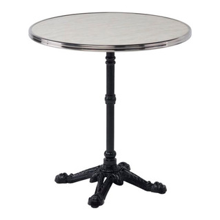 5 TABLE MARBLE LAMINATE 70 CM EXTERIOR