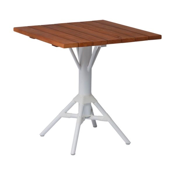 3 NICOLE CAFE TABLE 70X70 CM EXTERIOR