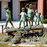 8 Beautiful-Classic-life-size-boy-bronze