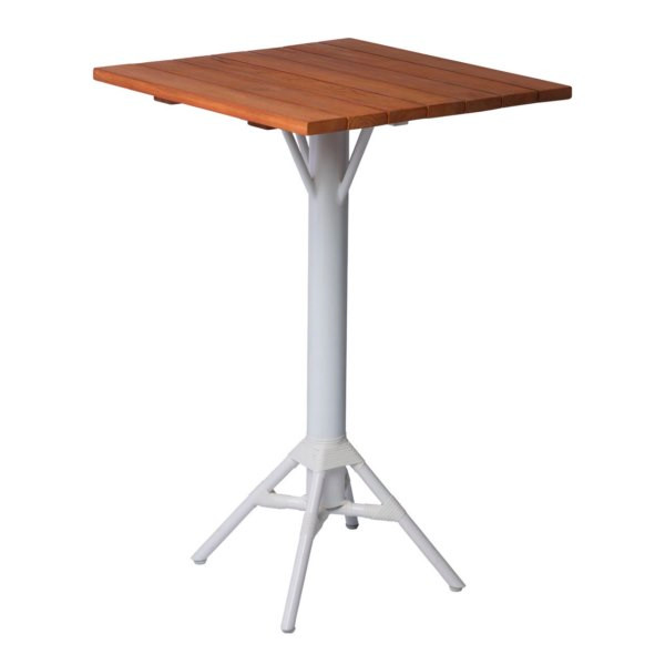 4 NICOLE BAR TABLE 70X70 CM EXTERIOR