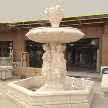 50 Outdoor-garden-decoration-marble-foun