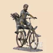 12 Custom-brass-statue-bronze-children-r