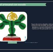 44 NOPAL ARTESANAL CON ESCUDO