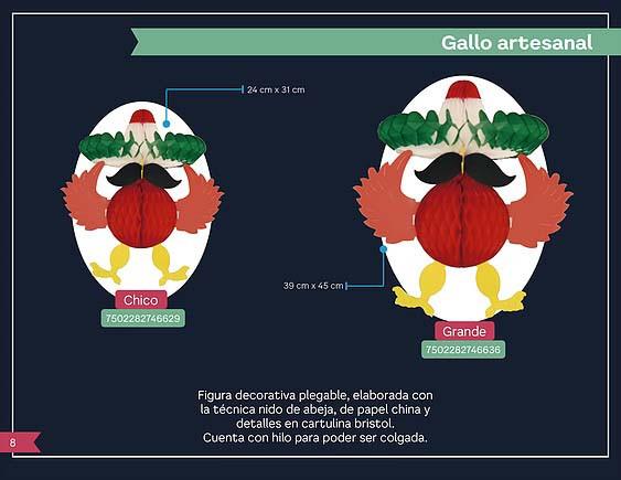 25 GALLO ARTESANAL
