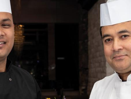 Chef Focus: Basant Darnal of 8848