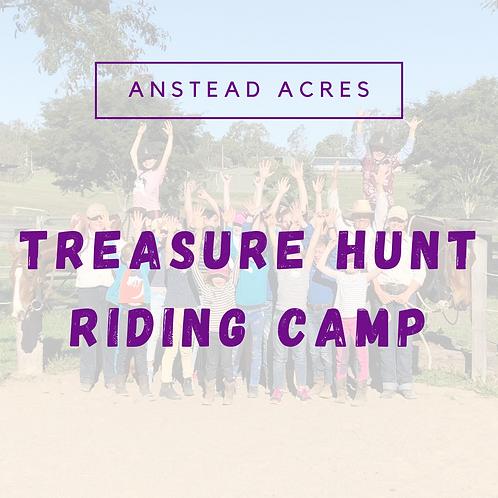 Treasure Hunt Riding Camp