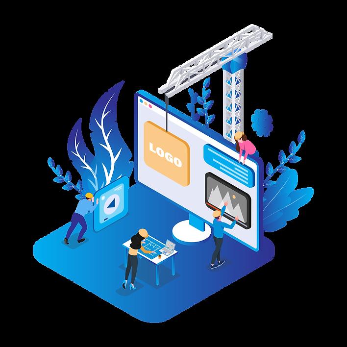 Tempium Digital website design process
