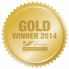 2014 SPASA Gold Award